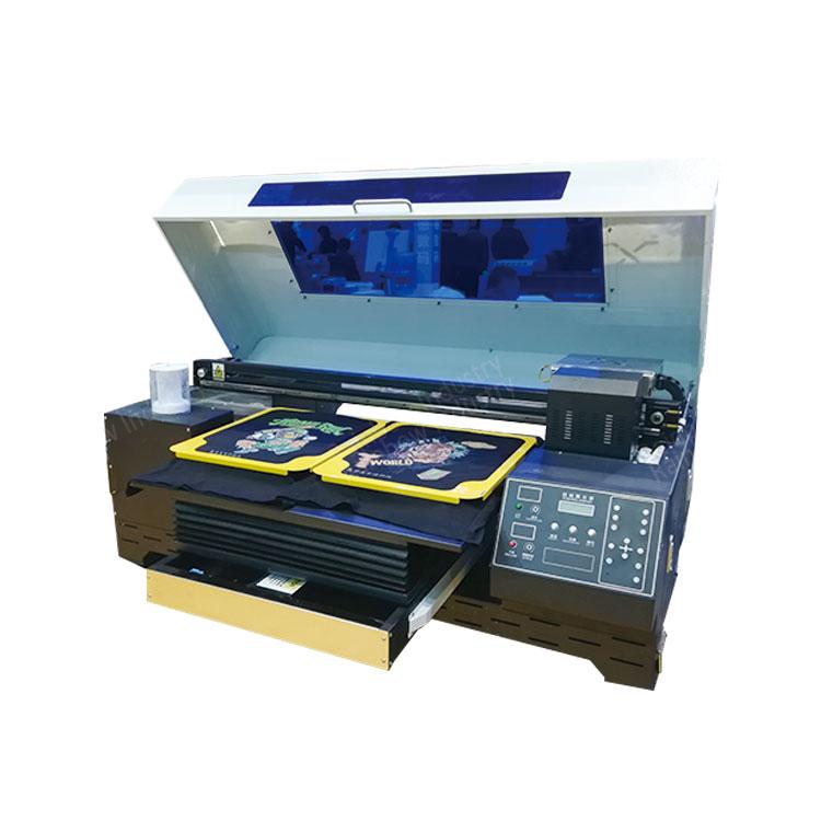 Dtg 3d Cloth Inkjet Printing Machine Dtg T-shirt/t Shirt