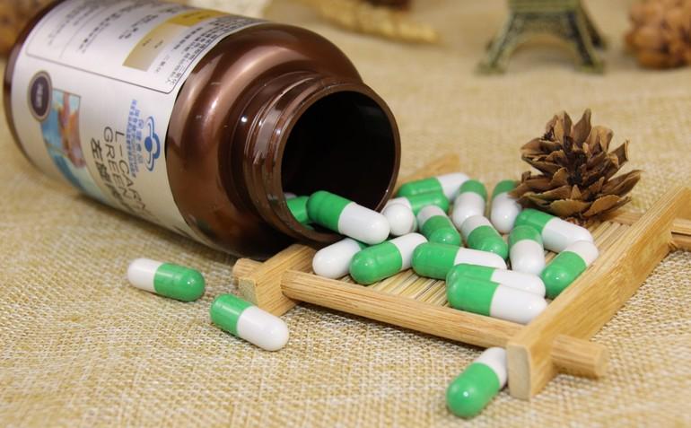 Schlankheitspillen der chinesischen Medizin