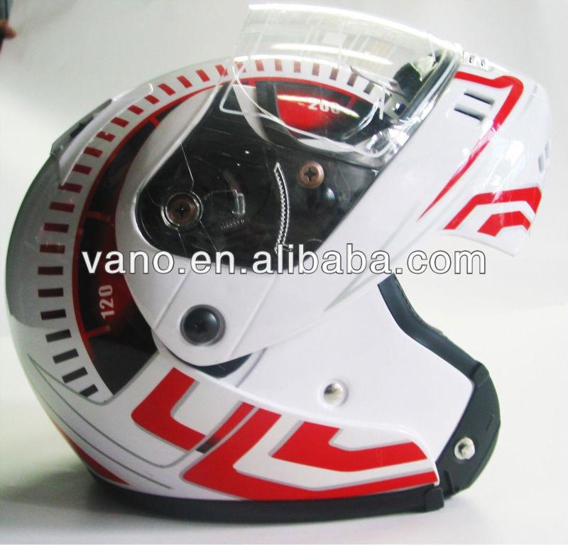 Sertifikat Eec Helm Full Face Helm Balap Motor Unik Helm