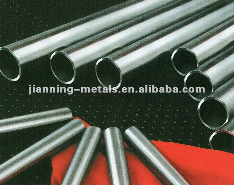 SAE1518(Q345B) Precision Seamless Steel Pipe Honed Tube Seamless Pipe usded as Nitrogen Drilling Pipe