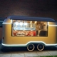 Hot sale commercial cart trailer rolled ice cream truck