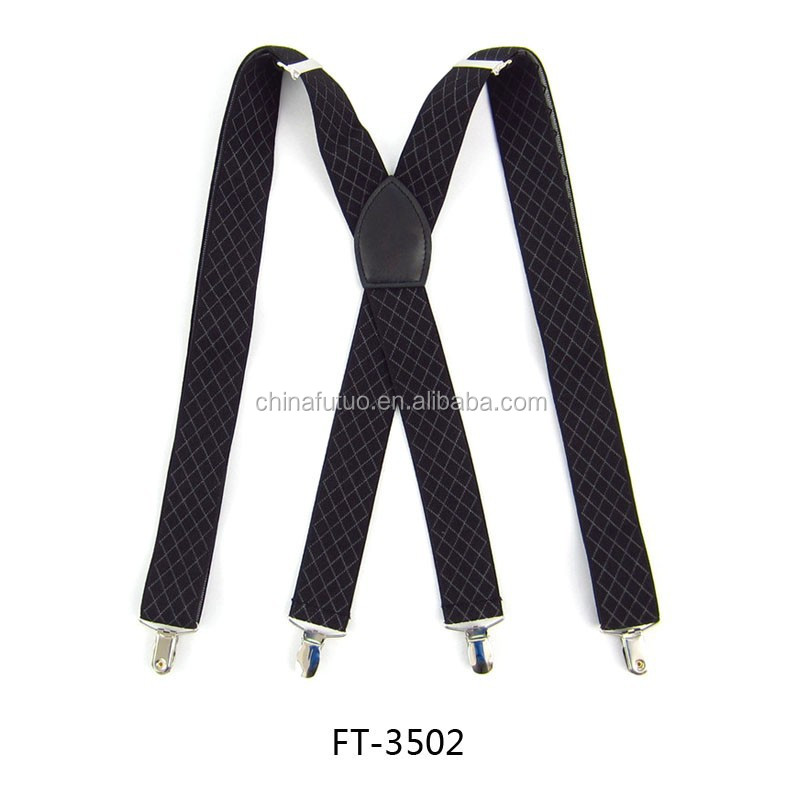 <strong>Suspender</strong> <strong>Mens</strong> 2-Inch Wide Miti-Color Clip <strong>Suspenders</strong> Various Sizes, Various Colors