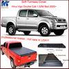 3 year warranty pickup leer truck cap for Hilux Vigo Double Cab 1.52M Bed 2005+