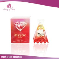 red fashion long lasting women diamond collection perfume