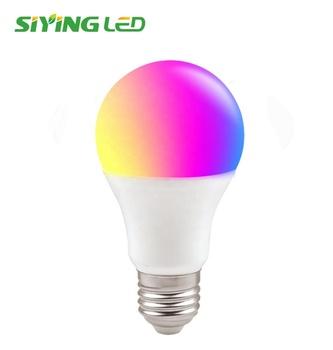 Smart Led Bulbs Rgb W A60 E27 7w 9w