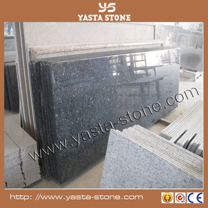 Granite products blue pearl slab & countertop