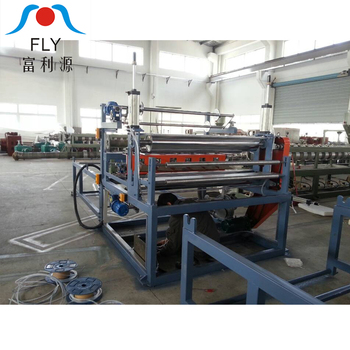 High Speed FLY-3200 EPE Foam Sheet Bonding/Thickening Machine EPE Foam Doubling Machine