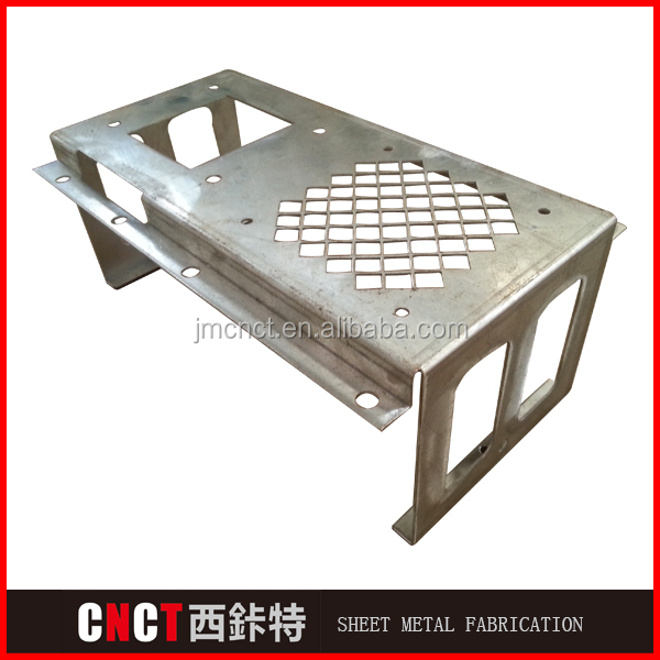 High quality Custom CNC sheet metal stainless steel aluminum fabrication services