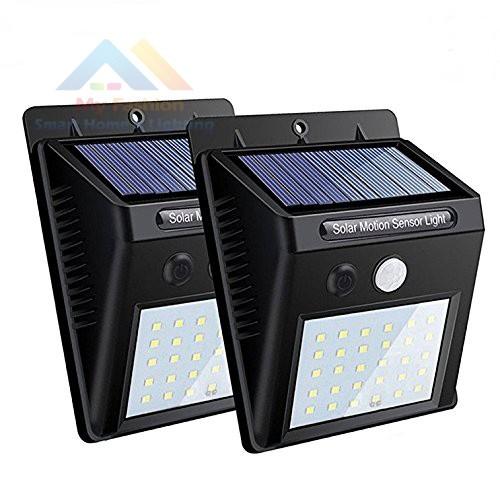 Solar Wall Lights 30 Led Security Light