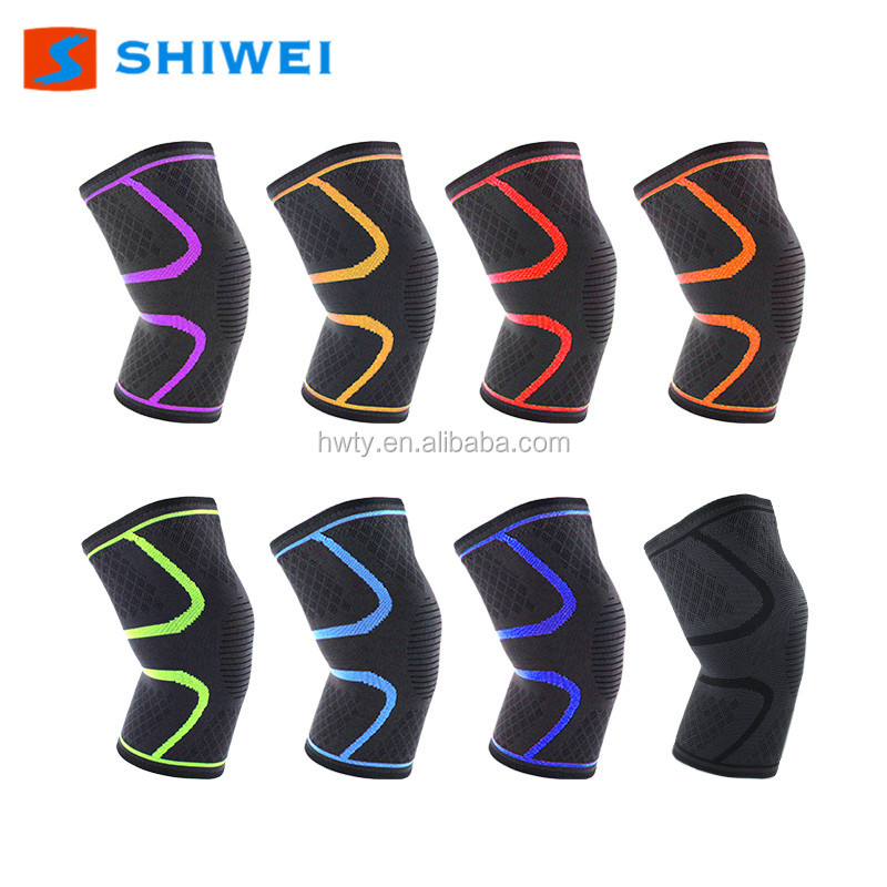 SHIWEI-2002#Latest wholesale knee straps wrap support brace, As picture
