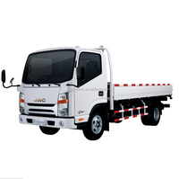 JAC 3.5-4.5 Tons petrol light-duty truck with low price