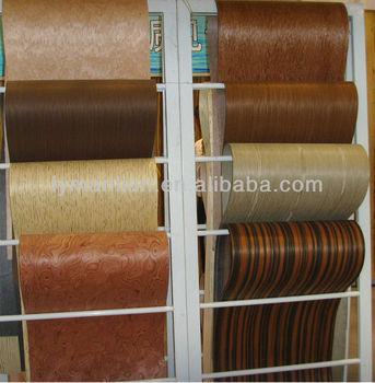 Macassar Ebony Engineered Ebony Wood Veneer For Furniture