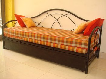 Sofa Cum Bed Buy Wrought Iron Sofa Cumbed Product On