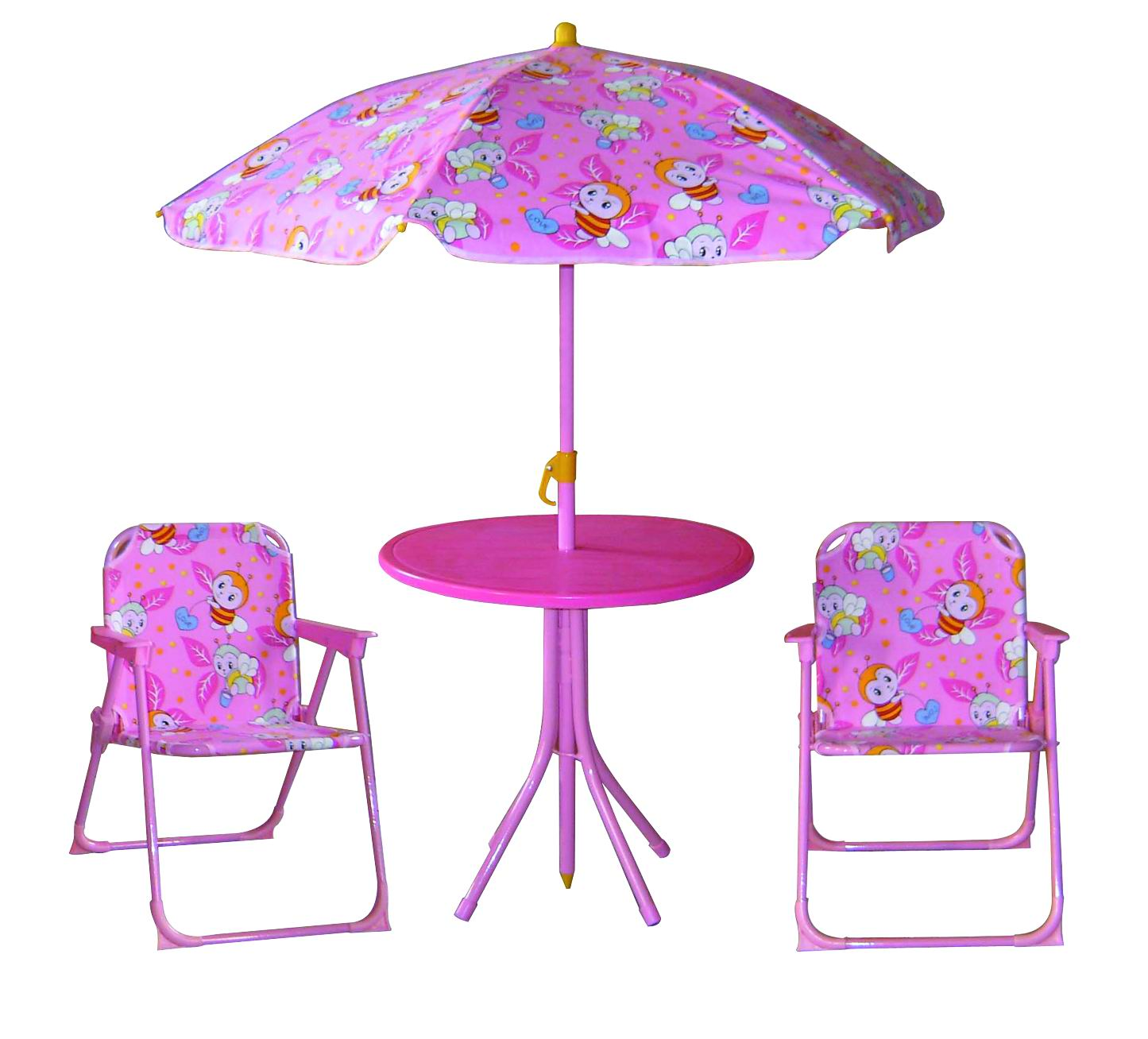 - Kids Portable Folding Garden Table And Chair Sets - Buy Portable