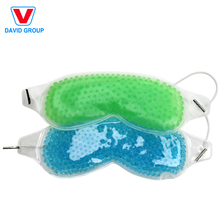 Eco-friendly Reusable Cold Gel Pack Cooling Beads Eye Mask