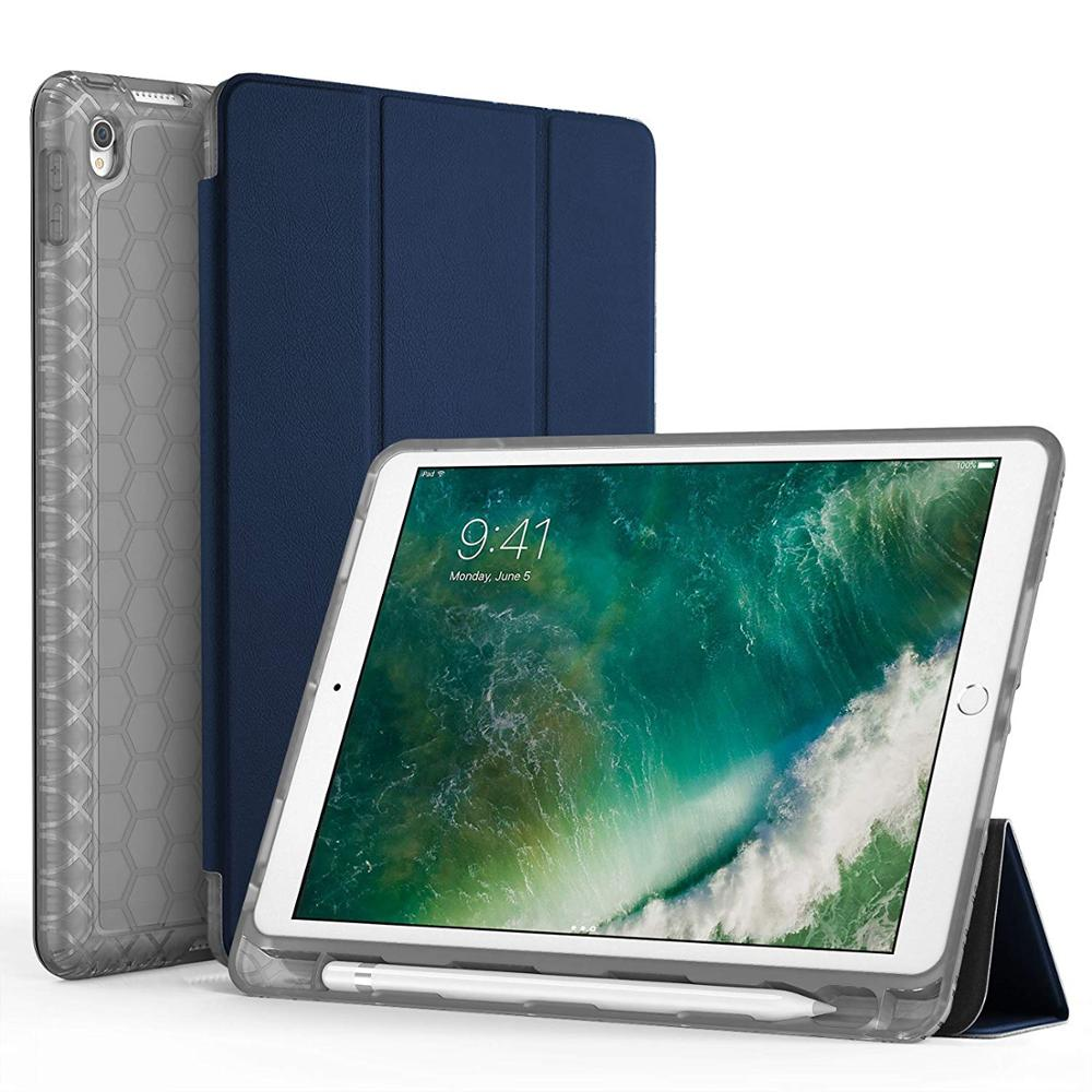 Built in Pencil Holder Cover for <strong>iPad</strong> Pro 10.5 inch Display 2017