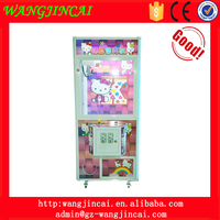 coin operated toys story prize doll machine Mickey Mouse gift crane arcade cabinet game machine
