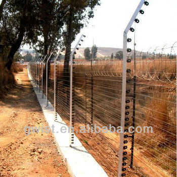 Perimeter Security Electric Fence Energizer Residential Property