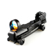 SPINA OPTICS C-MORE Systems Tactical Red Dot Sight with Standard Switch with ris rail