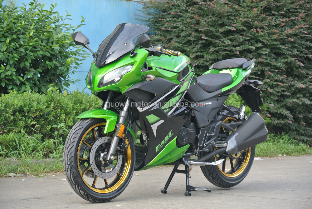 taiwan gasolin motorcycle with engine 200cc