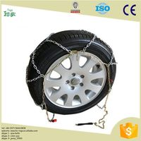 Alloy Steel Wheel Loader Tyre Protection Chains/ Car Snow Chain