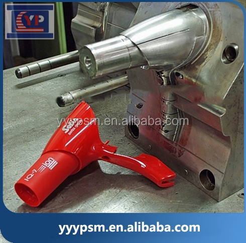 EURA Home appliance plastic injection molding hair dryer plastic shell mould