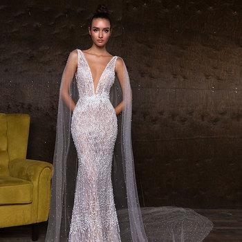 Charming Lace Mermaid Wedding Dress Sheer Neck Long Sleeves Appliques Saudi Arabic Wedding Gowns With Attachable Train Buy Mermaid Wedding