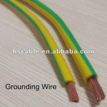 Copper Green Yellow 10mm2 16mm2 25mm2 35mm2 50mm2 Kupfer ...