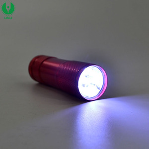 Promotion Metal Mini AAA Blaze Flashlight