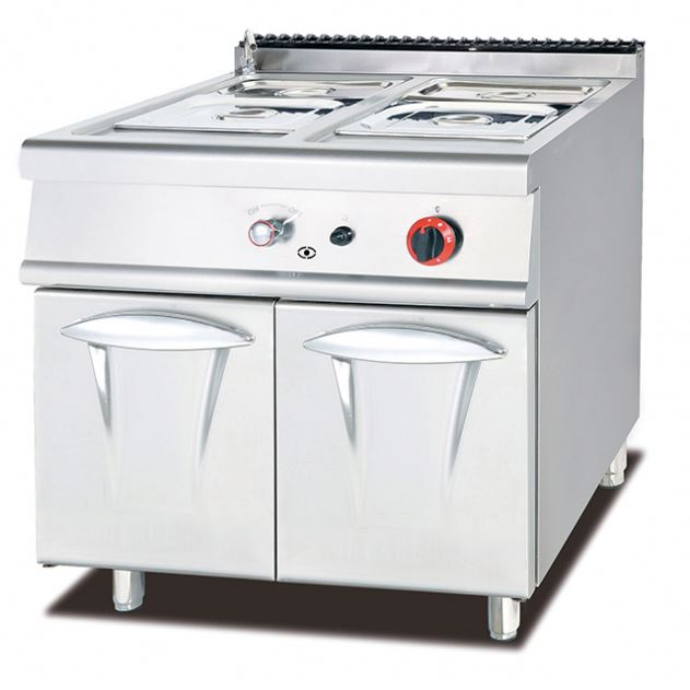 hot sale 900 series commercial Gas Bain Marie for kitchen equipment