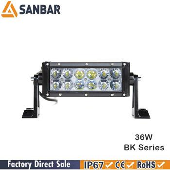 Sanbar lighting 4d lens led light bar 75 36w cheap magnetic mini sanbar lighting 4d lens led light bar 75quot 36w cheap magnetic mini led aloadofball Image collections