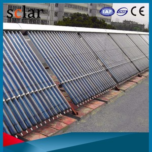 Fashion Collector Commercial Water Heating System Collectors Glass Solar Air Heater Vacuum Tube