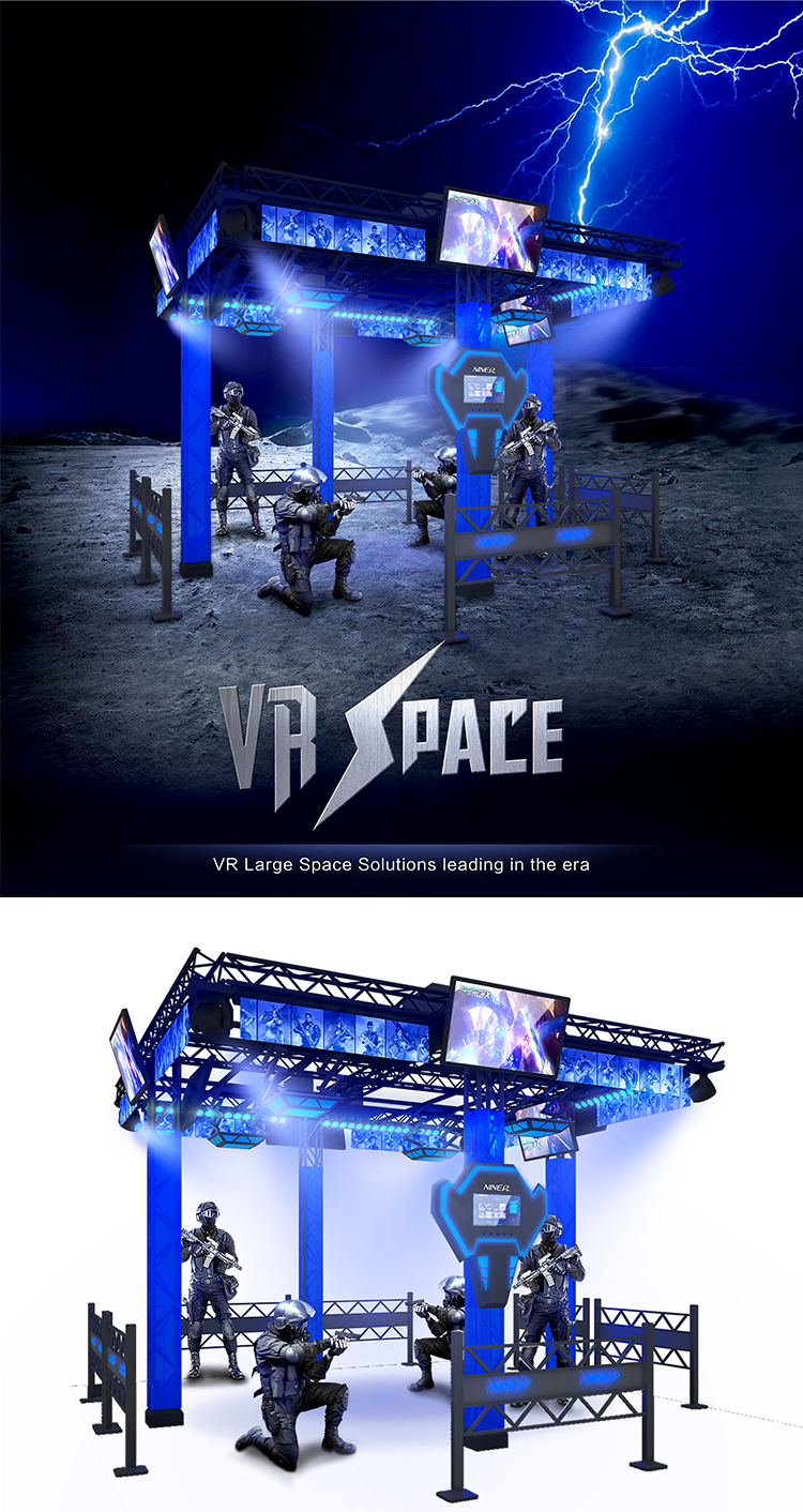 Franchise Opportunities 9d Vr Space Multiplayer Gun Shooting Game Station  9d Virtual Reality Vr Theme Park Vr - Buy Park Vr,Vr Theme Park,9d Virtual