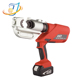 Professional design EC-400 16-400mm 12 tons battery cable lug crimper tool hydraulic terminal crimping tool