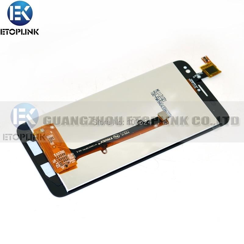 Для Alcatel один касание идол mini 6012 OT6012 OT6012D жк-дисплей и сенсорный экран планшета монтажный комплект