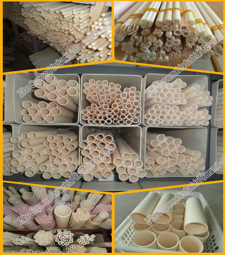 stock of alumina tube