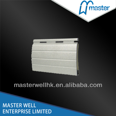 Very good quality shutter rolling for door
