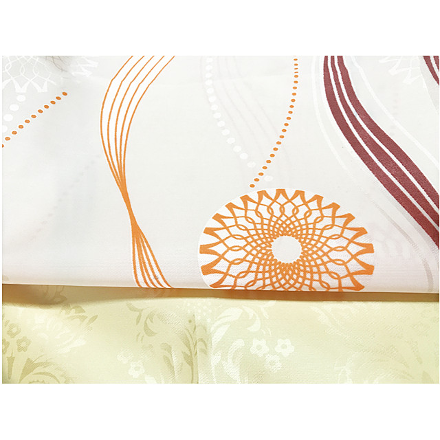 High Quality Mattress Light Color Printed Tricot Fabric