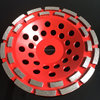 "7"" PCD cup wheel for concrete floor coating removing"