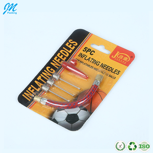 pvc blister tool packaging heat sealing box with cardboard