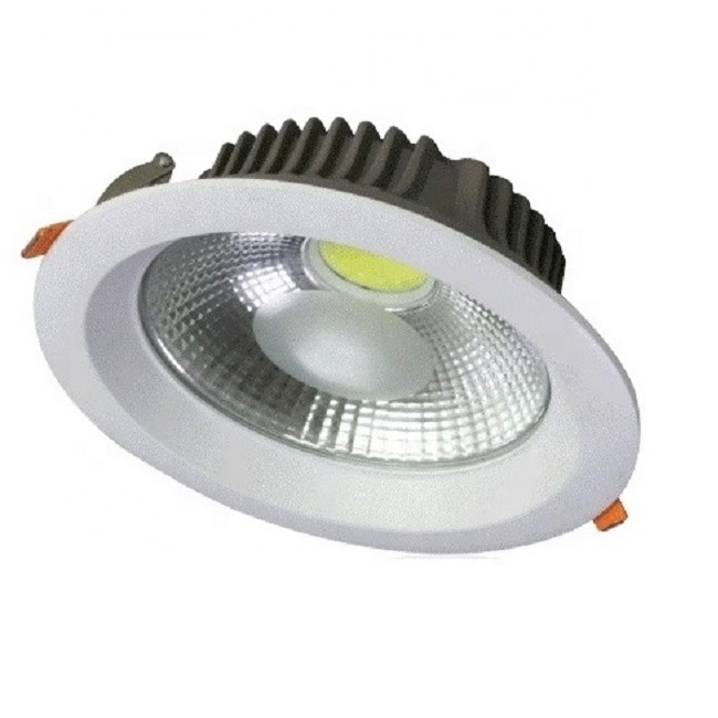 High lumen 150lm/w Commercial ceiling recessed 6inch 20w cob 18W led <strong>downlight</strong>