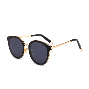 10039 Suprehot 9 Color Choice Flat PC Frame Hot Sale In Asia Market Korea Style Women Sunglasses