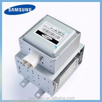 Samsung Air Cooling Magnetron 2450mhz Om75p 31 For Microwave Parts