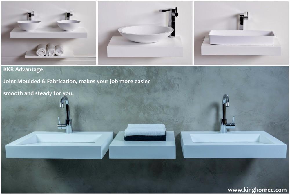 Public Bathroom Sinks Toilet Easy Cleaned