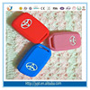 silicone car key cover for totyota key cover