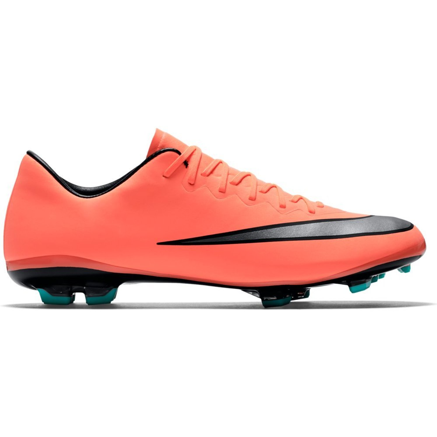 buy online 8237c ed386 Nike Jr. Mercurial Vapor X FG Soccer Cleat (Bright Mango)