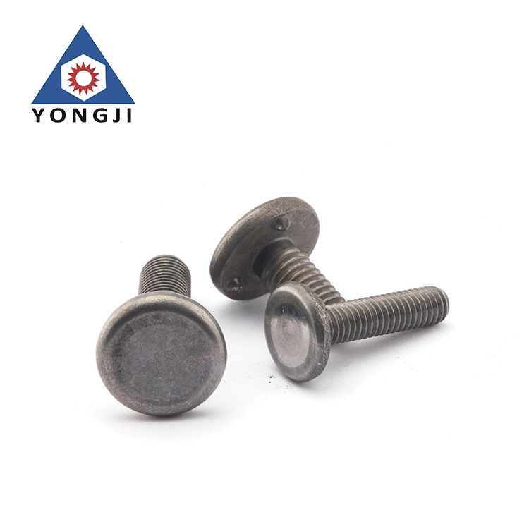 High Quality Fastener Round Head Bolt