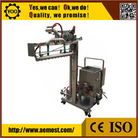 D0538 High Quality Commercial Hot Chocolate Machine Decorating Chocolates