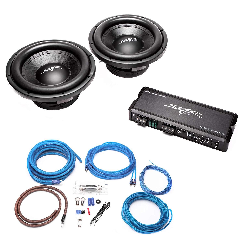 Buy Skar Audio LP-750 1Dv2 Monoblock 1,500 Watt Max Class D