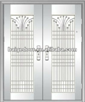 Steel Door Designs steel security doors in las vegas with contemporary design theme steel door designs photos steel doors designs images Modern Stainless Steel Main Door Design